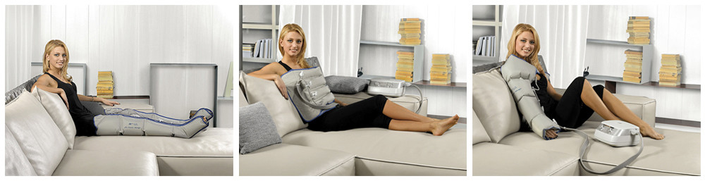 compression therapy unit for home use
